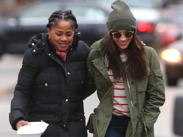 What do we know about Meghan relatives?