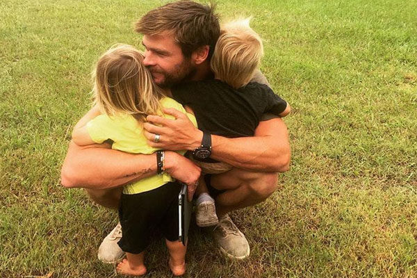 A great hug