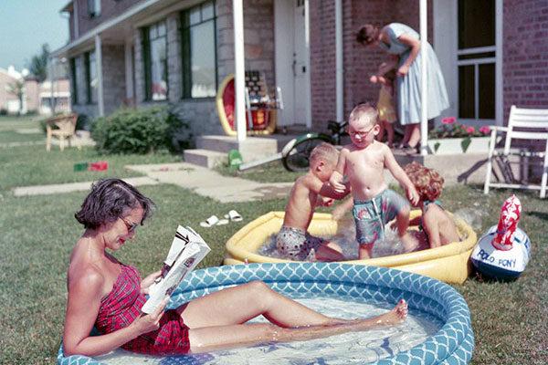 Summer, 1954