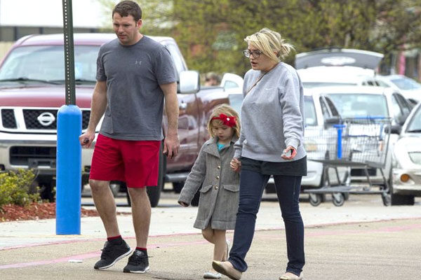 Jamie Lynn Spears and Jamie Watson