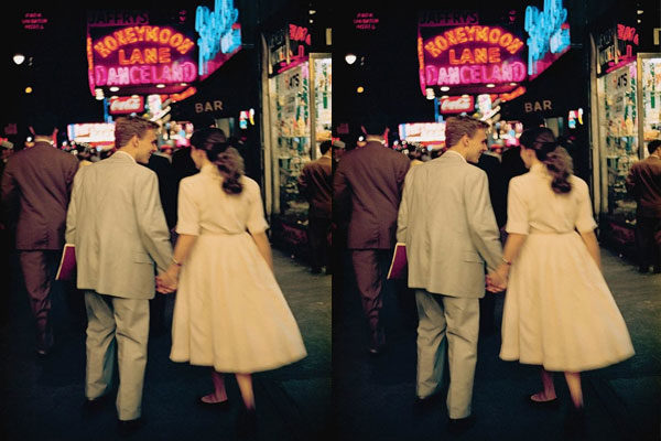 A date in New York, 1957