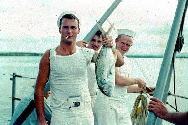 Fishing, 1950