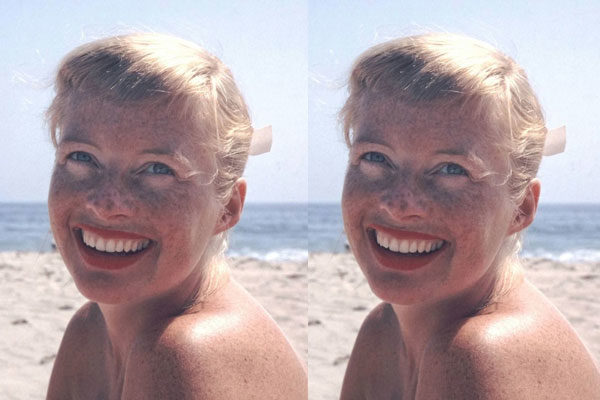 Beauty, 1950