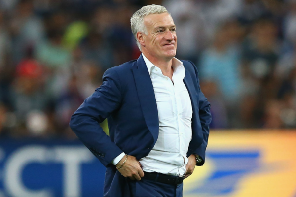 Didier Deschamps, France