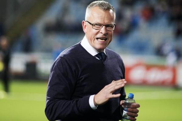 Janne Andersson, Sweden
