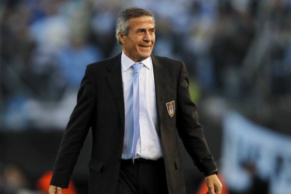 Óscar Washington Tabárez, Uruguay