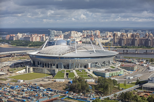 Krestovsky Stadium, Zenit Arena