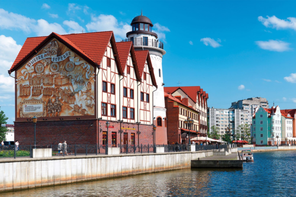 Kaliningrad, The Russian Hong Kong
