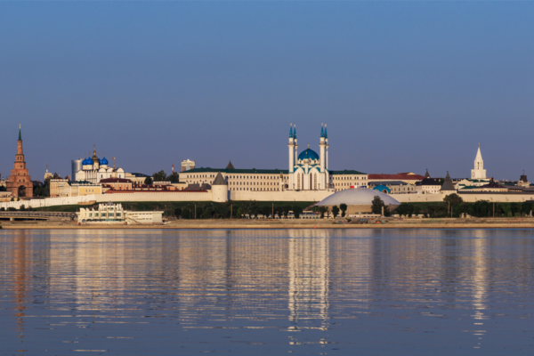 Kazan, Sports capital of Russia