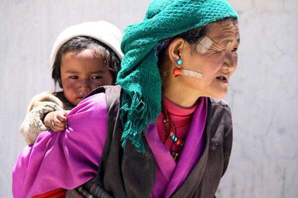Shigatse, Tibet (2010)