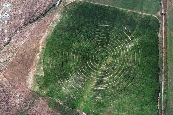 Concentric Cirlces