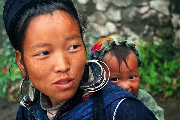 Sapa, Vietnam (2001)