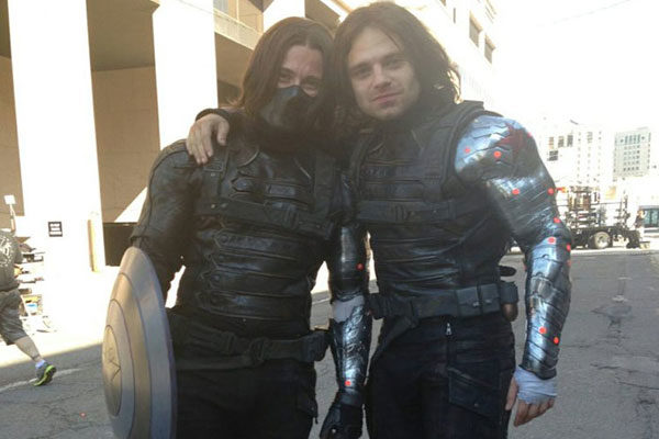 Sebastian Stan and James Young